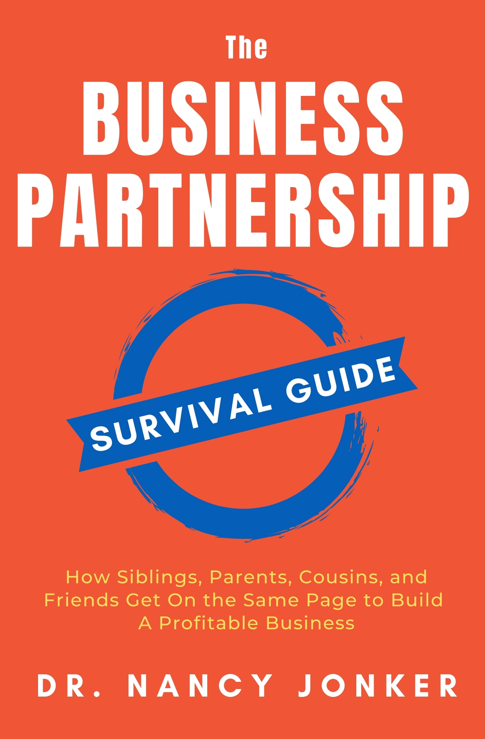 Business Partnership Survival Guide Cover